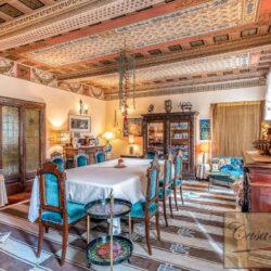 Large Historic Villa with Private Chapel near Cortona 19