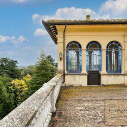 Large Historic Villa with Private Chapel near Cortona 14