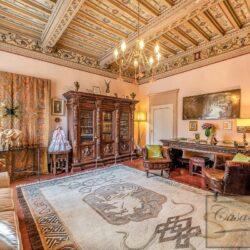 Large Historic Villa with Private Chapel near Cortona 21