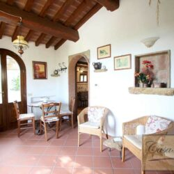 Restored Country Villa with Guesthouses and Pool 19