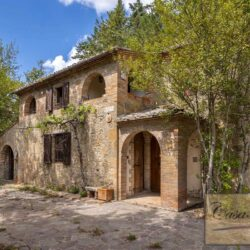 House with Olives and Vineyard near Montepulciano 4