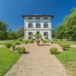 Historic Villa with Pool for sale near Cavriglia Arezzo Tuscany (2)-1200