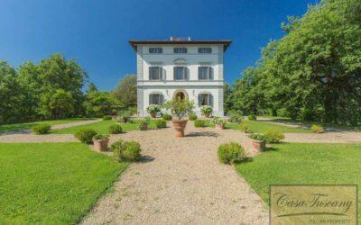 Prestigious Historic Villa with Two Swimming Pools
