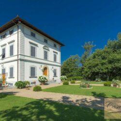Historic Villa with Pool for sale near Cavriglia Arezzo Tuscany (3)-1200