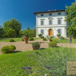 Historic Villa with Pool for sale near Cavriglia Arezzo Tuscany (4)-1200