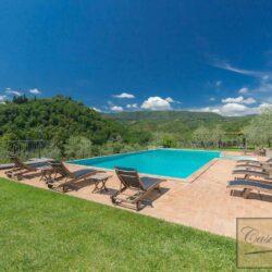 Historic Villa with Pool for sale near Cavriglia Arezzo Tuscany (5)-1200