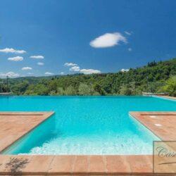 Historic Villa with Pool for sale near Cavriglia Arezzo Tuscany (6)-1200