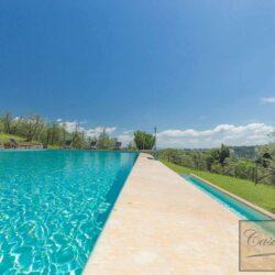 Historic Villa with Pool for sale near Cavriglia Arezzo Tuscany (7)-1200