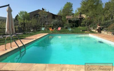 Stone House with Pool for sale near Piegaro