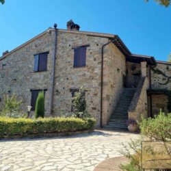Stone House with Pool for sale near Piegaro 1